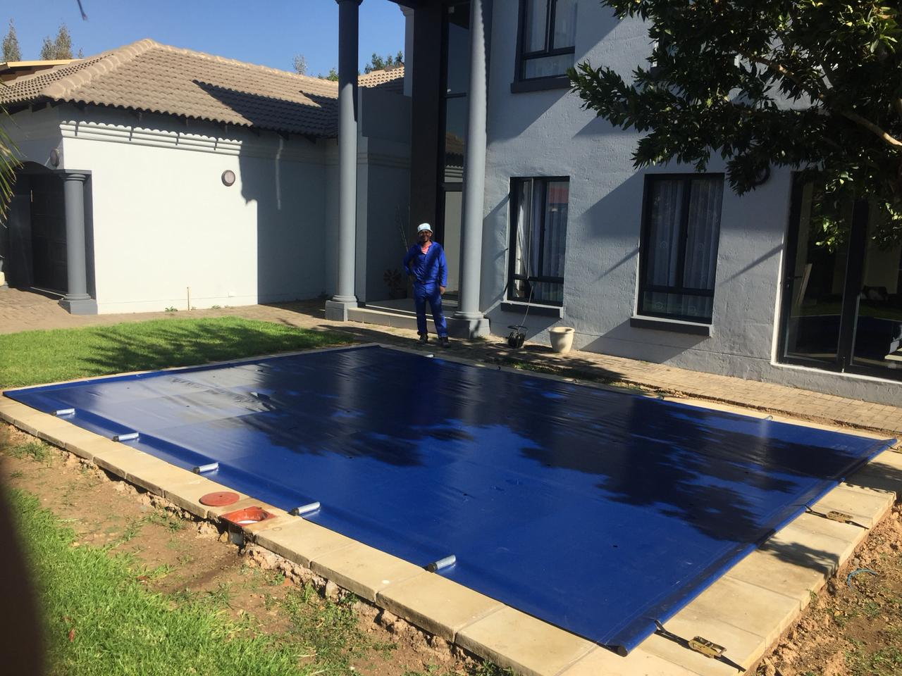Pool Covers Pretoria - Secure and Cost Effective Pool Covers